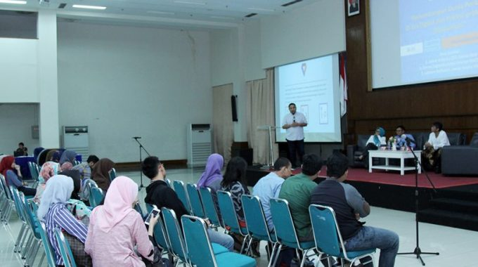 "Kuliah Umum Perkembangan Iklan Digital Universitas Al Azhar Indonesia "" Content Is A King But Idea Is Result"""